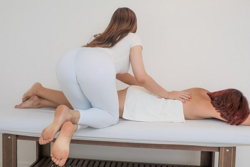 Branca Copa | Massagistas