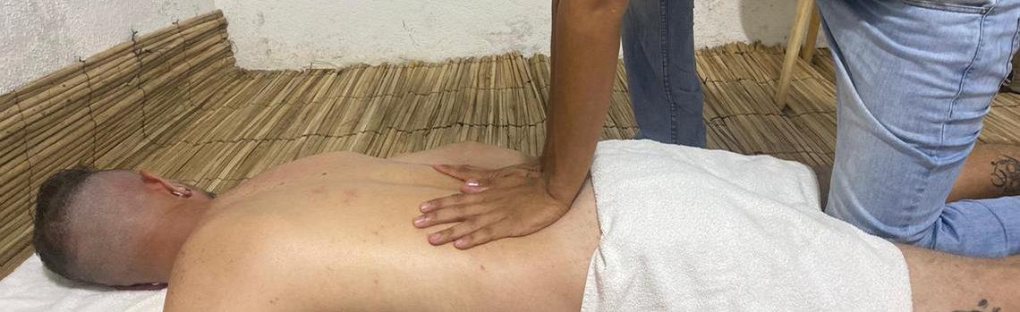 Massoterapia Linha 8   Terapeutas