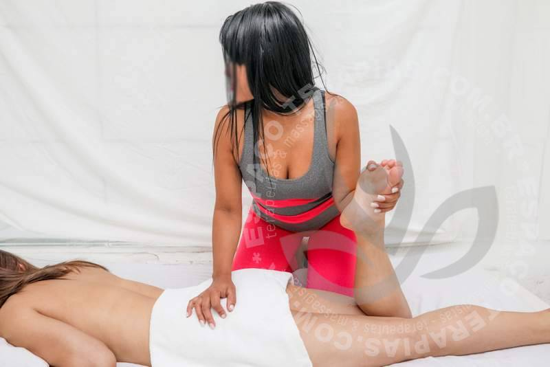 India MC | Massagistas