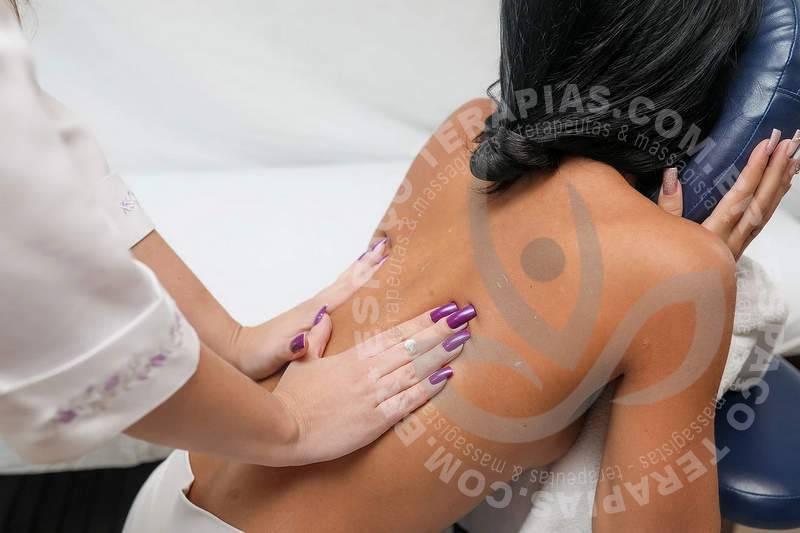 Priscila Tijucana | Massagistas