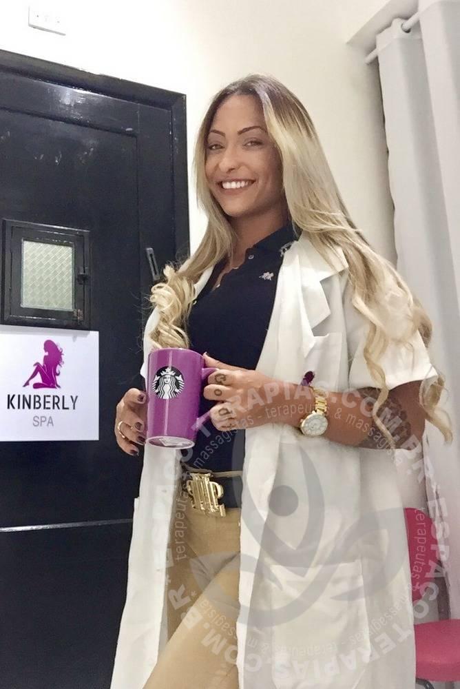 Kinberly Spa | Terapeutas