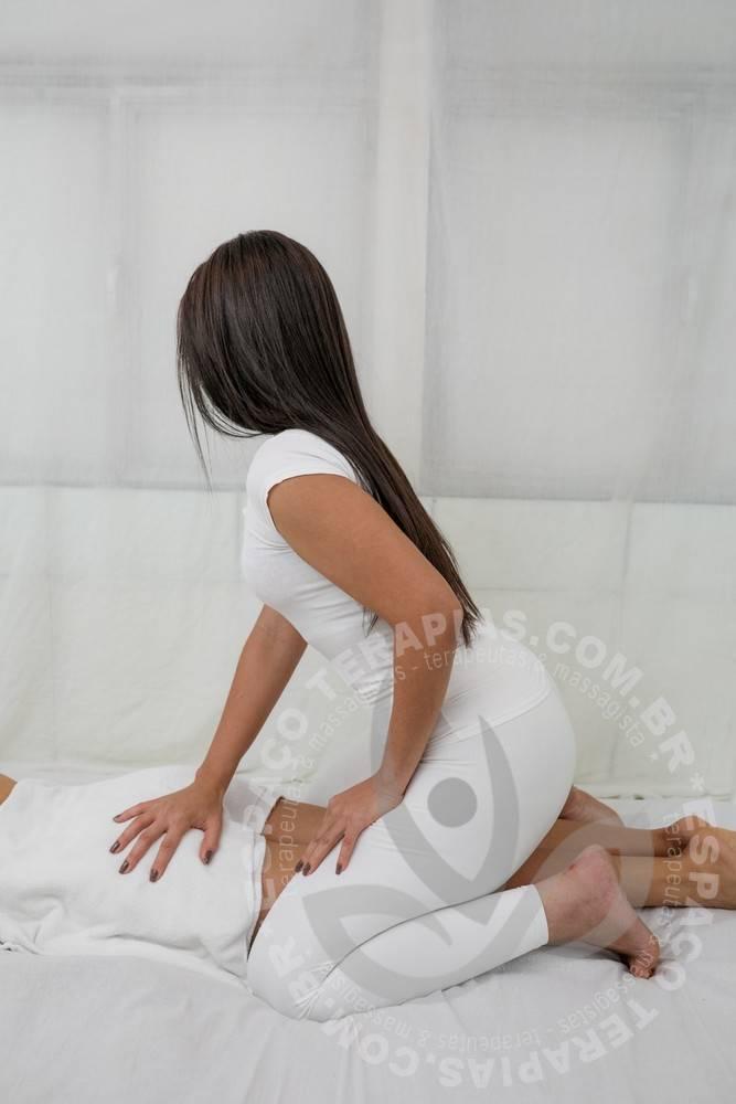 Luana Dudas | Massagistas