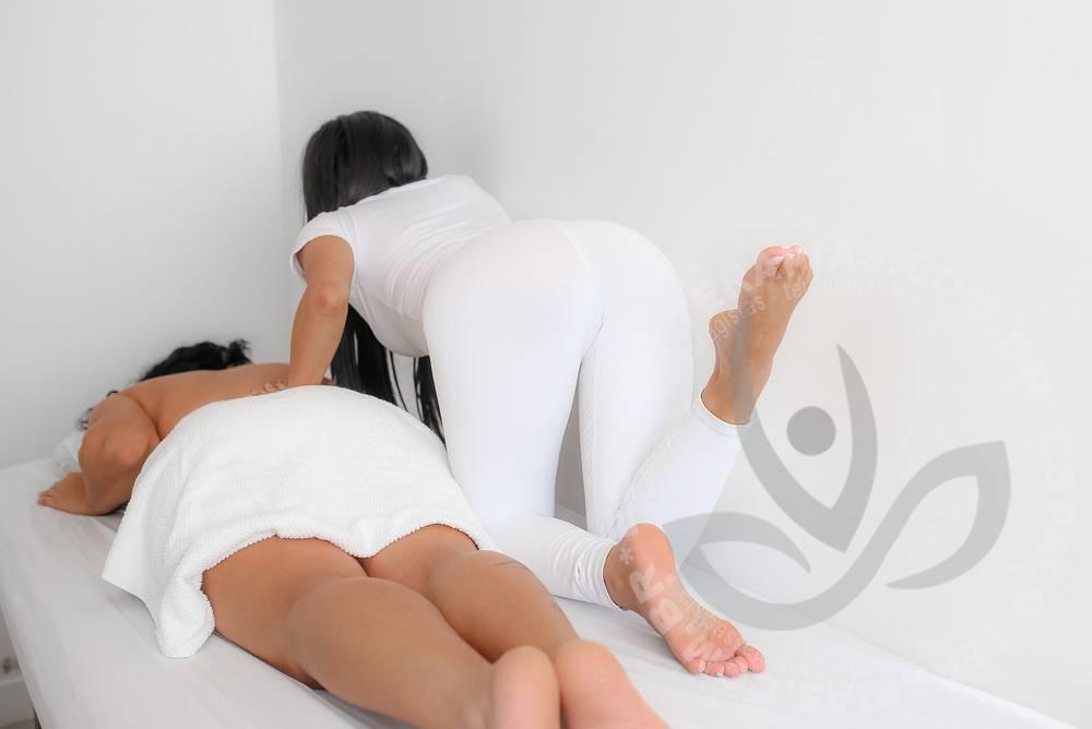 Larissa Copa | Massagistas