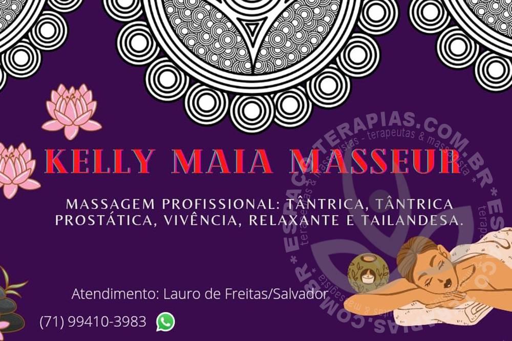 Kelly Maia | Terapeutas